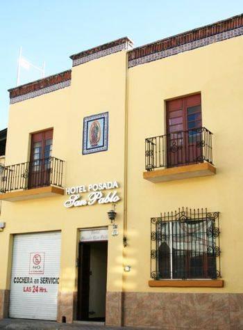 Hotel Posada San Pablo, Guadalajara, Mexico, Mexico hostels and hotels