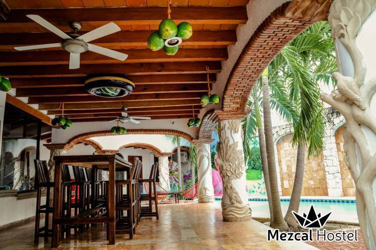 Mezcal Hostel, Cancun, Mexico, Mexico bed and breakfasts and hotels
