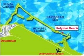 Studios Solymar Cancun, Cancun, Mexico, find me the best hostels and places to stay in Cancun