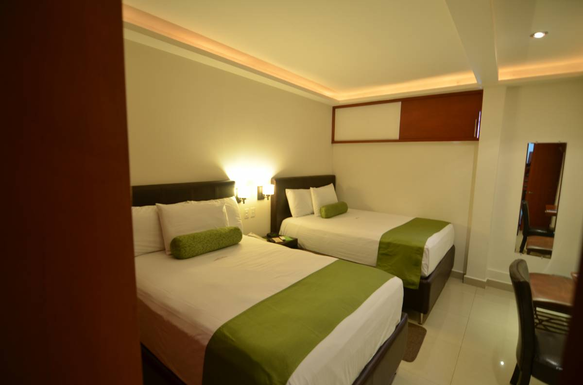 Suites La Concordia, Puebla de Zaragoza, Mexico, Mexico hostels and hotels