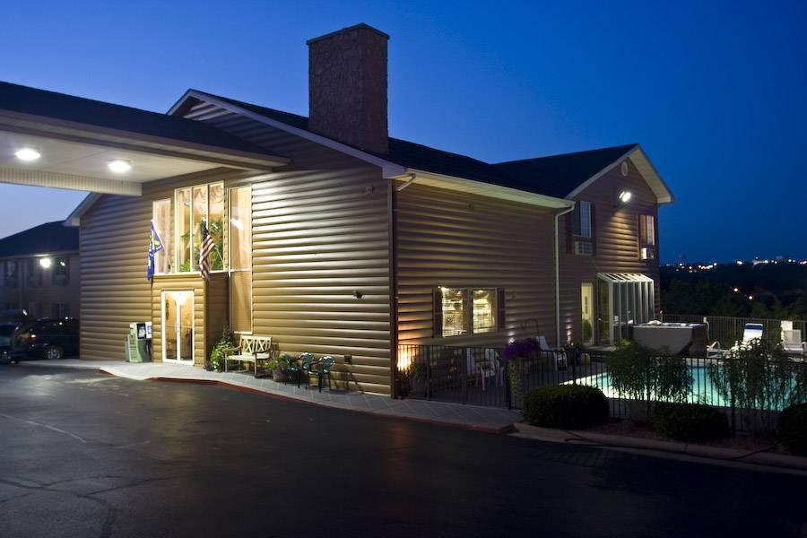 Scenic Hills Inn, Branson, Missouri, Missouri hostellit ja hotellit