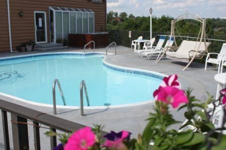 Scenic Hills Inn, Branson, Missouri, top matka- ja hostelli suuntaukset sisään Branson