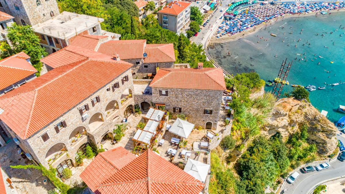 Palata Venezia, Ulcinj, Montenegro, spring break and summer vacations in Ulcinj