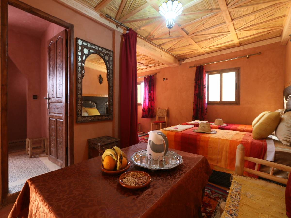 Atlas Chateau, Imlil, Morocco, Morocco hostels and hotels