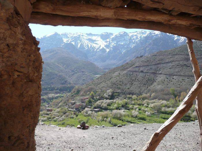Auberge Atlas Mazik, Imlil, Morocco, Morocco bed and breakfasts and hotels