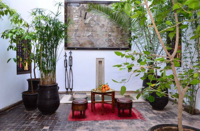 Dar Zaman Riad, Marrakech, Morocco, Morocco hostels and hotels