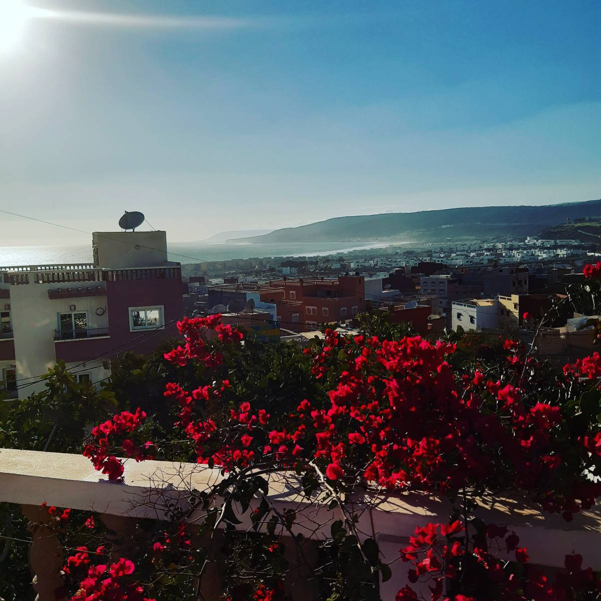 Eden Blue, Tamraght Ou Fella, Morocco, hostels for christmas markets and winter vacations in Tamraght Ou Fella