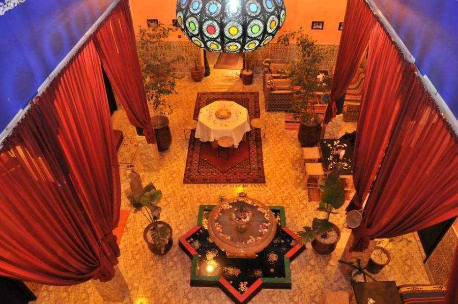 El Kennaria, Marrakech, Morocco, Morocco hostels and hotels