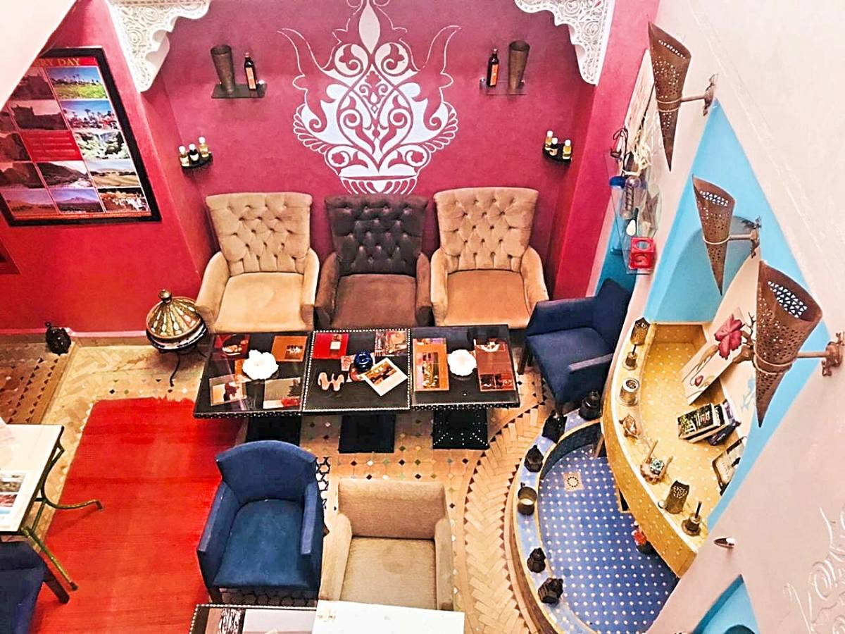 Layla Rouge, Marrakech, Morocco, Morocco hostels and hotels