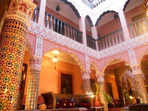 Riad 1001 Nuits, Marrakech, Morocco, Réservez votre escapade aujourd'hui, bed & Déjeuners pour tous les budgets dans Marrakech