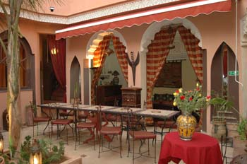 Riad Amira Victoria, Marrakech, Morocco, discount bed & breakfasts in Marrakech