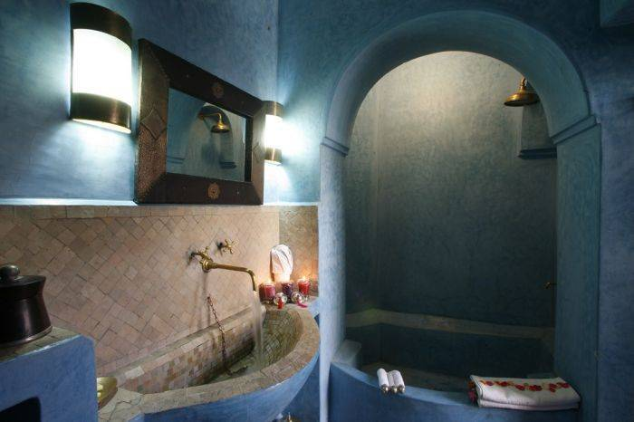 Riad Arocha, Marrakech, Morocco, bed & breakfasts with hot tubs in Marrakech