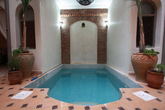 Riad Beldi, Marrakech, Morocco, backpacking and cheap lodging in Marrakech