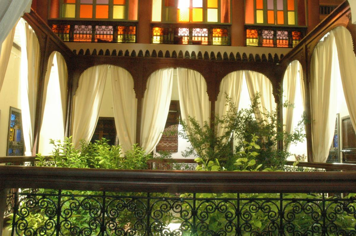 Riad Blue Berber, Marrakech, Morocco, Morocco hostels and hotels