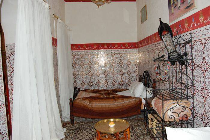 Riad Chennaoui Guest House, Marrakech, Morocco, バックパッカーと格安ホステルのオンライン予約 に Marrakech