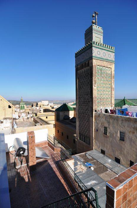 Riad Dar Hanae, Fes al Bali, Morocco, get travel routes and how to get there in Fes al Bali