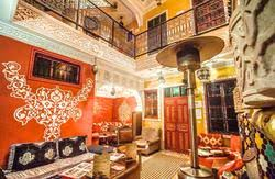 Riad Jennah Rouge, Marrakech, Morocco, Morocco hostels and hotels