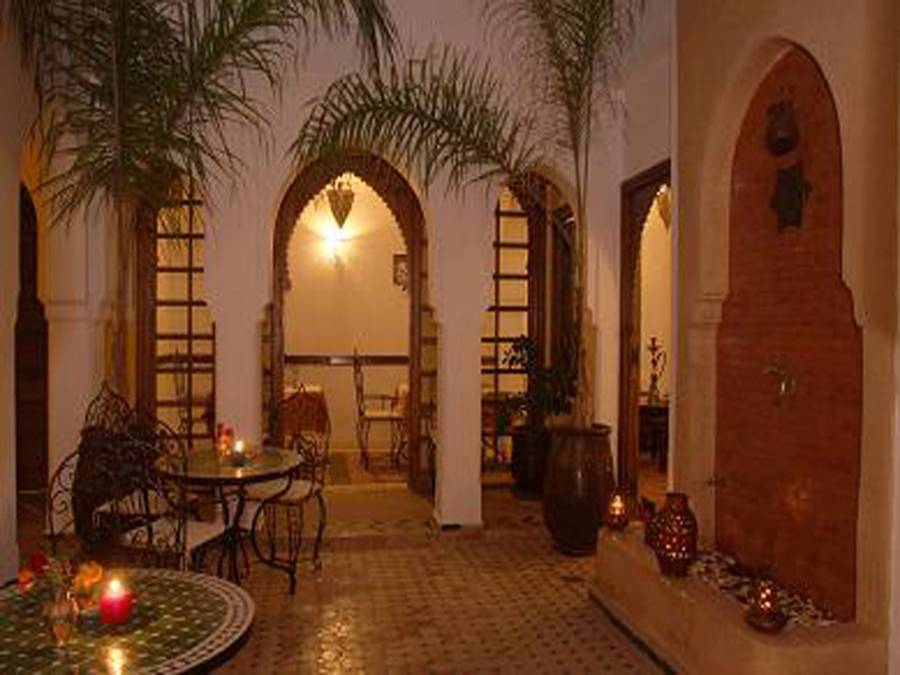 Riad Nerja, Marrakech, Morocco, best bed & breakfast destinations in North America and Europe in Marrakech