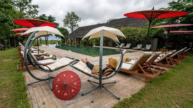 Villa Inle Boutique Resort, Yawnghwe, Myanmar, Myanmar bed and breakfasts and hotels