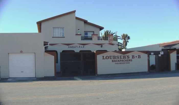 Loubser's Bed and Breakfast-Backpackers, Walvisbaai, Namibia, Namibia hostels and hotels