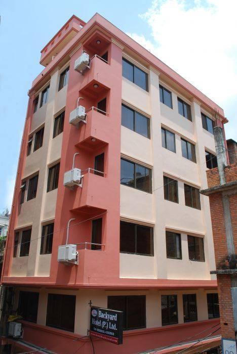 Backyard Hotel, Kathmandu, Nepal, Cómo elegir un lugar de vacaciones en Kathmandu
