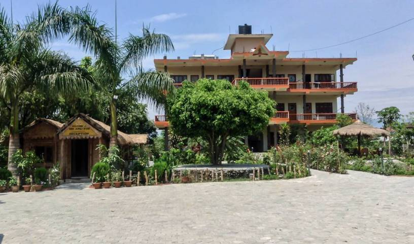 Eden Jungle Resort - Search available rooms and beds for hostel and hotel reservations in Bharatpur 18 photos
