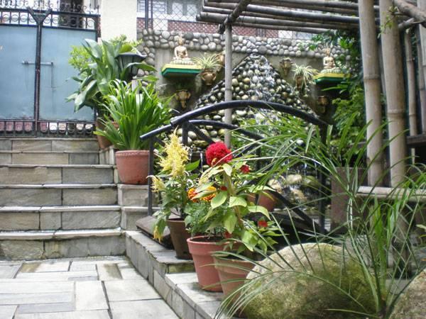 Dream Garden Inn, Kathmandu, Nepal, best ecotels for environment protection and preservation in Kathmandu