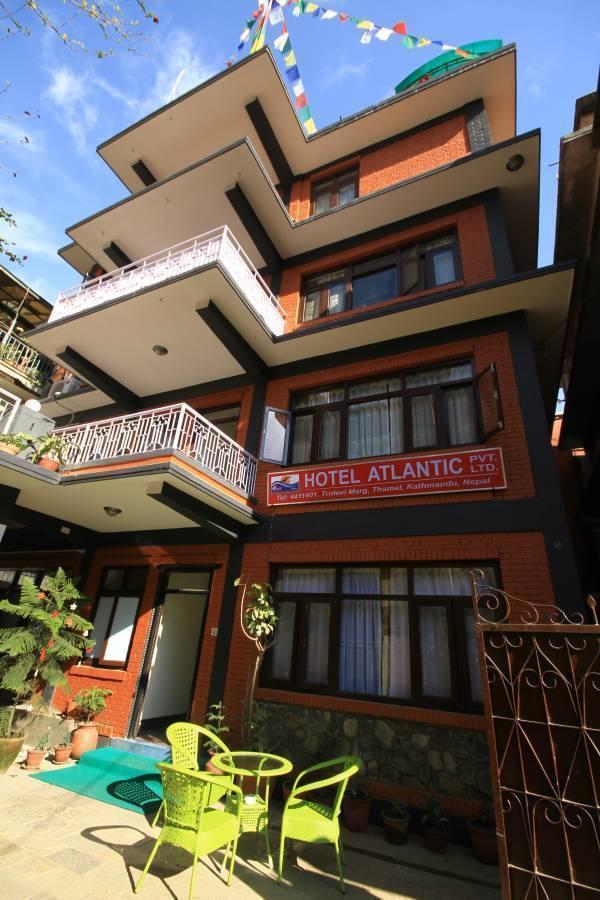 Hotel Atlantic P.l.td., Kathmandu, Nepal, Nepal hostellit ja hotellit