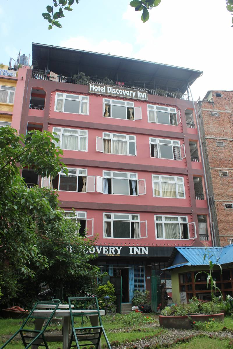 Hotel Discovery Inn, Thamel, Nepal, Nepal hostels and hotels