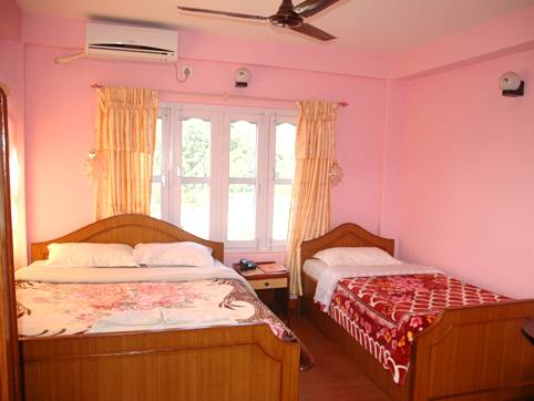 Hotel Himalayan Inn, Pokhara, Nepal, best hostels for visiting and vacationing in Pokhara