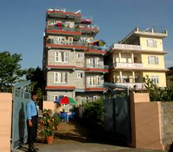 Hotel Himalayan Inn, Pokhara, Nepal, Nepal hostels and hotels