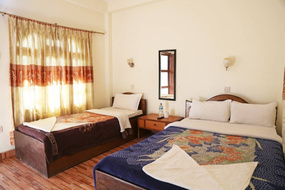 Hotel Jungle Vista, Bharatpur, Nepal, Nepal hostels and hotels
