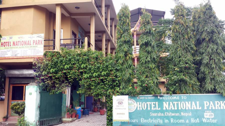Hotel National Park, Bharatpur, Nepal, Nepal hostels and hotels