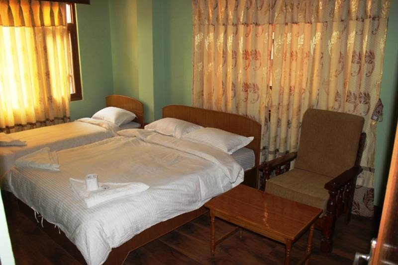 Mountain Peace Guest House, Kathmandu, Nepal, travel reviews and bed & breakfast recommendations in Kathmandu