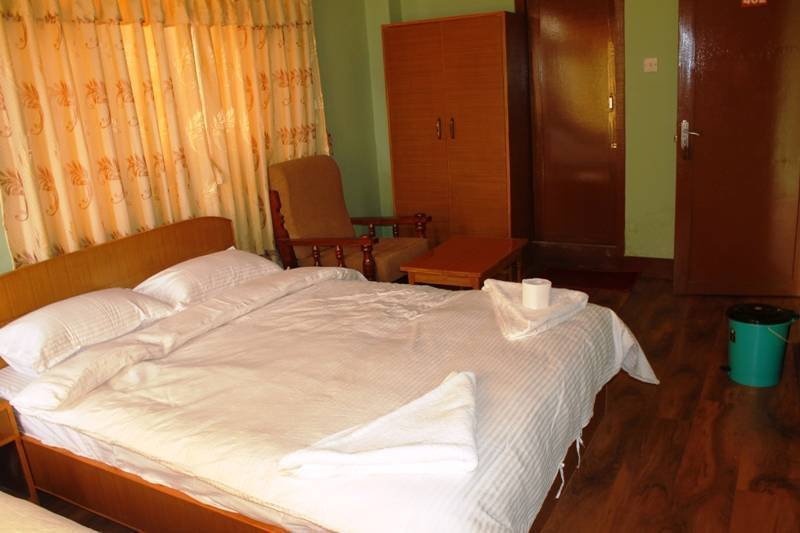 Mountain Peace Guest House, Kathmandu, Nepal, Nepal bed and breakfasts and hotels