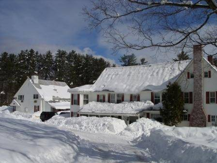 Cranmore Mountain Lodge, North Conway, New Hampshire, New Hampshire hostels and hotels
