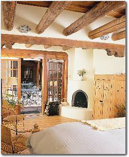 Hacienda Nicholas, Santa Fe, New Mexico, New Mexico hostels and hotels