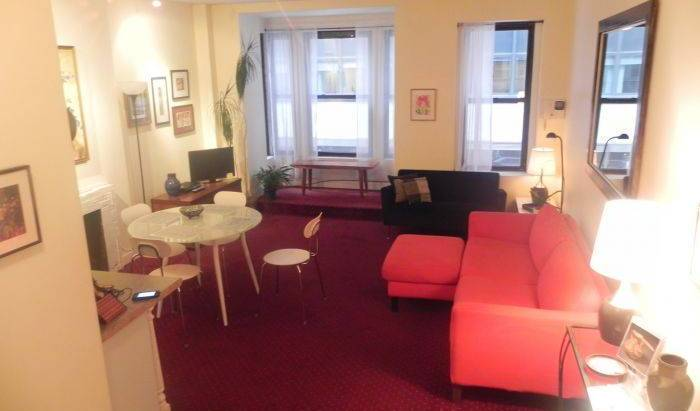 Sutton Residence - Search for free rooms and guaranteed low rates in New York City, backpacker hostel 5 photos