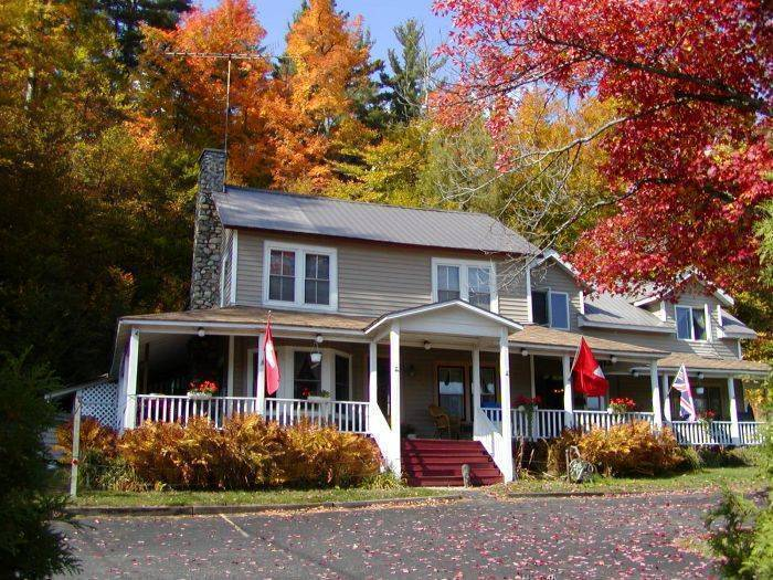 Willkommen Hof Bed and Breakfast, Wilmington, New York, New York hostels and hotels