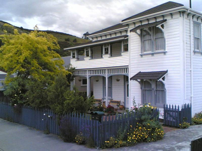 Amber House - at the centre, Nelson, New Zealand, New Zealand hostales y hoteles