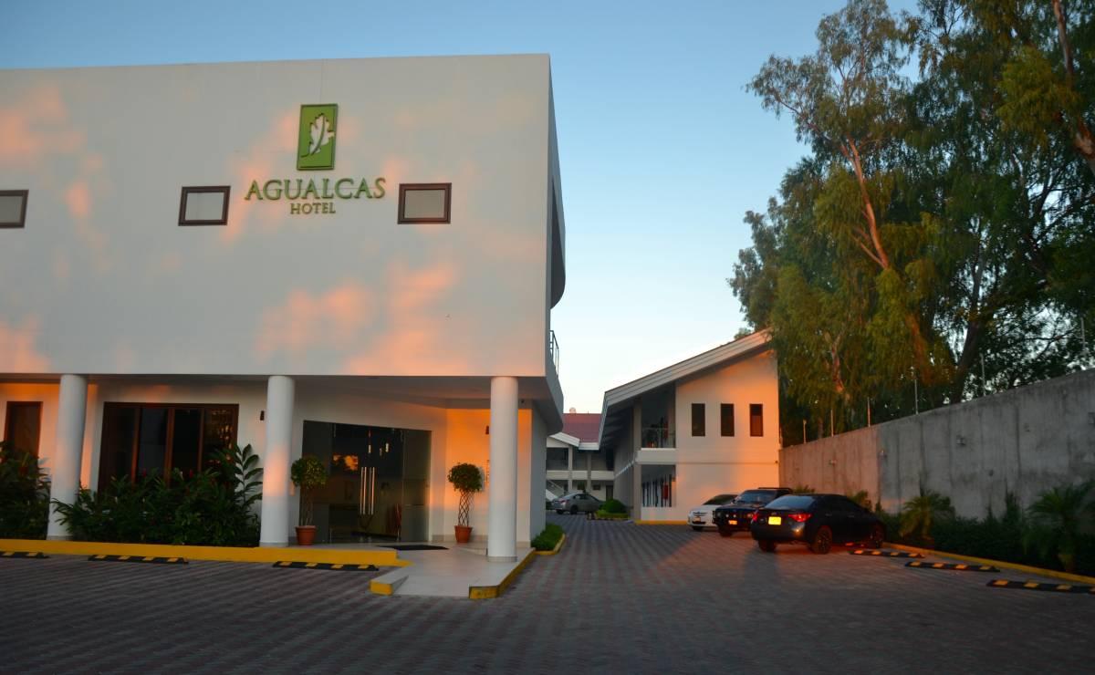 Hotel Agualcas, Managua, Nicaragua, Nicaragua hostels and hotels