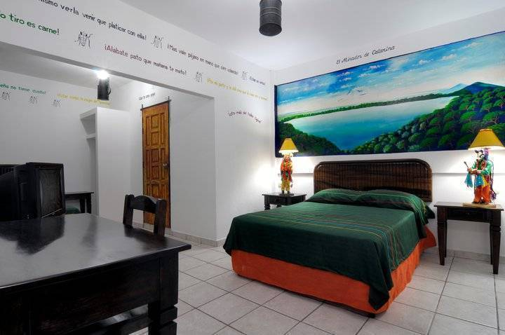 Hotel Gueguense, Managua, Nicaragua, vacations and hostels in Managua