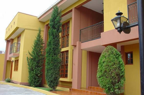 Hotel Los Pinos, Managua, Nicaragua, first-rate hostels in Managua