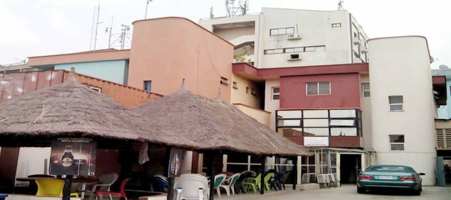 Frontier Guest Inn, Ikeja, Nigeria, Nigeria bed and breakfasts and hotels