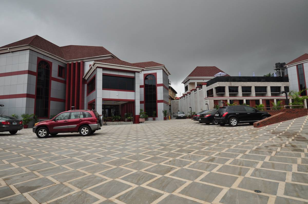 Soprom Hotel and Suites, Otuocha, Nigeria, Nigeria bed and breakfasts and hotels