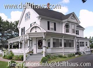 Delft Haus Bed and Breakfast, Halls Harbour, Nova Scotia, Nova Scotia hostels and hotels