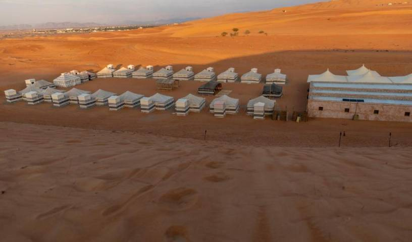 Sand Delight Desert Camp - Get cheap hostel rates and check availability in Al Bidayah, youth hostel 19 photos