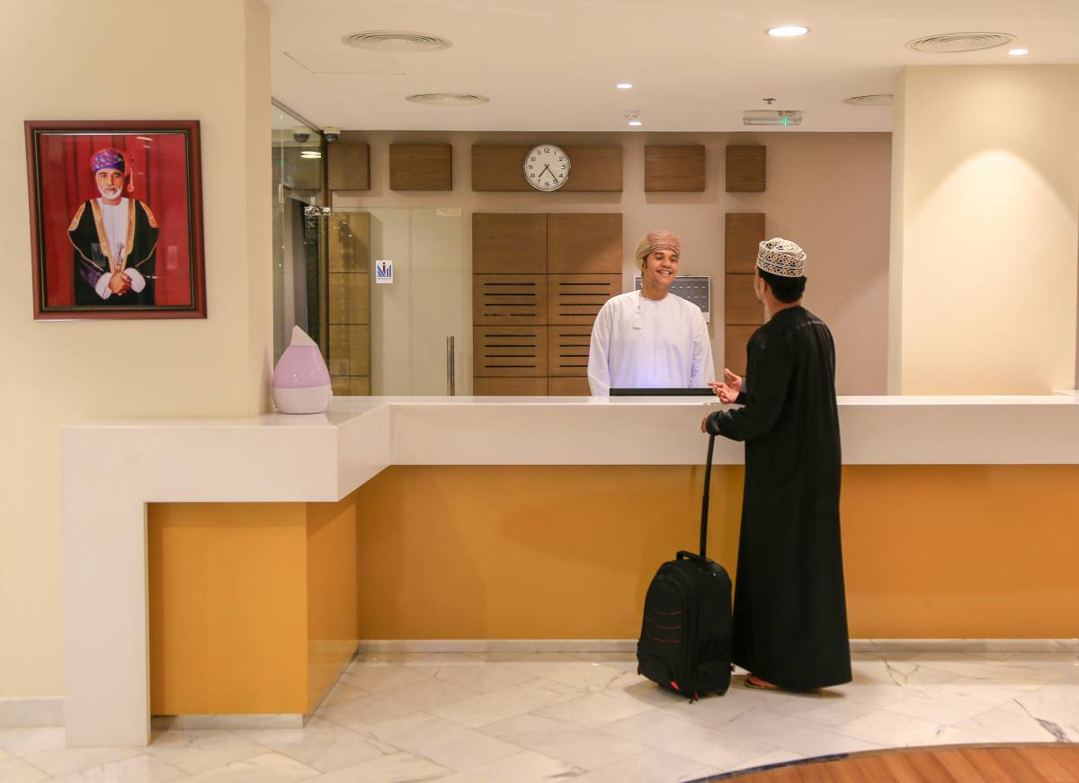 Muscat Inn Hotel, Muscat, Oman, gay friendly bed & breakfasts, hotels and inns in Muscat