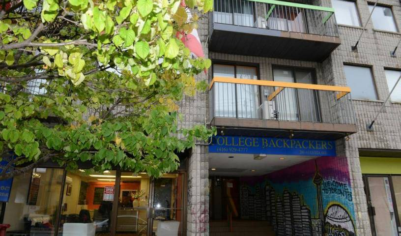 College Backpackers -  Toronto 5 photos