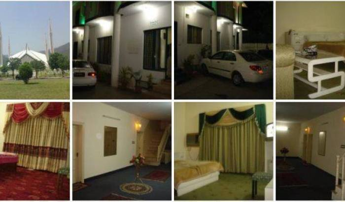 Sabi-Pak Traveler's Home Guest House - Search available rooms and beds for hostel and hotel reservations in Islamabad 5 photos
